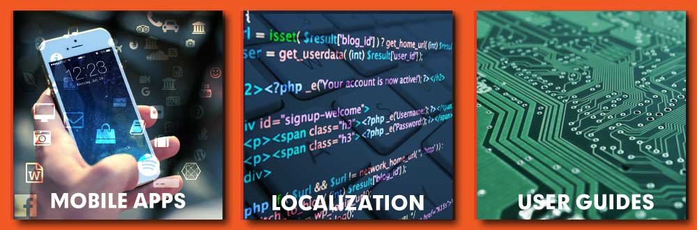 software localization services and multilingual translations for the IT industry